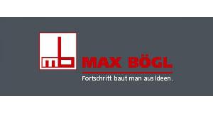 Max Bögl - Partner vom Ing. Büro. Velickovic